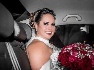 O casamento de Camila e Márcio 1