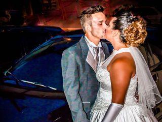 O casamento de Camila e Márcio