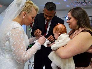 O casamento de Tatiane e Wanderson 3