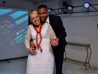 O casamento de Tatiane e Wanderson