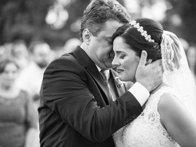 O casamento de Tábata e Júlio