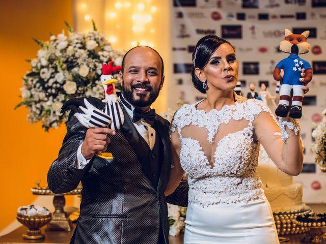 O casamento de Iara e Bruno