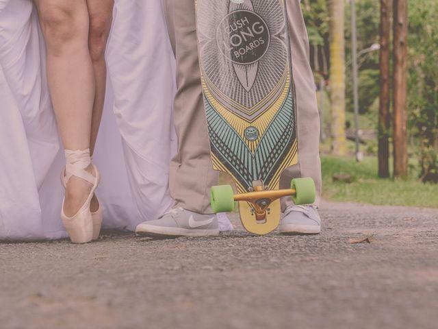 O casamento de Sabrina e Diogo