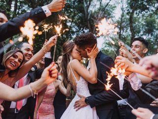 O casamento de Keren e Mateus