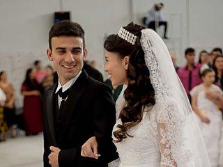 O casamento de Bruna e Gean 1