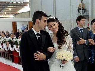 O casamento de Bruna e Gean 3