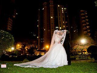 O casamento de Bruna e Gean