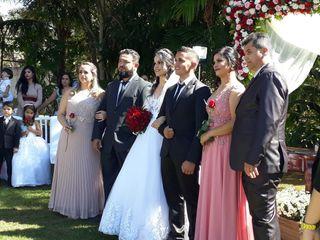 O casamento de Amanda Layra e Eduardo Felipe  1