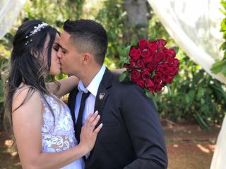 O casamento de Amanda Layra e Eduardo Felipe