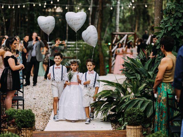 O casamento de Mateus e Keren em Vespasiano, Minas Gerais 75