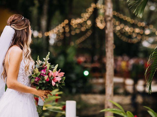 O casamento de Mateus e Keren em Vespasiano, Minas Gerais 81