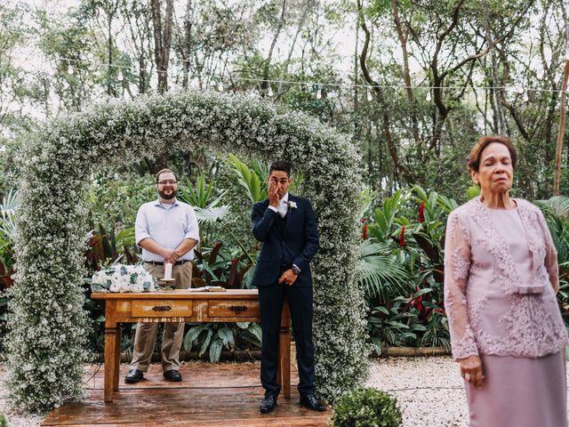 O casamento de Mateus e Keren em Vespasiano, Minas Gerais 85