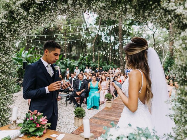 O casamento de Mateus e Keren em Vespasiano, Minas Gerais 127