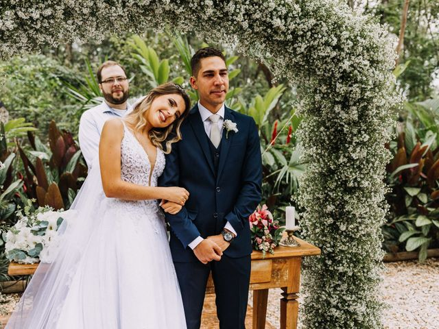 O casamento de Mateus e Keren em Vespasiano, Minas Gerais 150