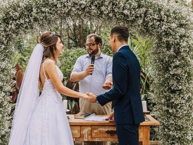 O casamento de Mateus e Keren em Vespasiano, Minas Gerais 167