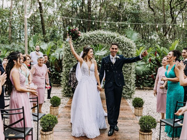 O casamento de Mateus e Keren em Vespasiano, Minas Gerais 189