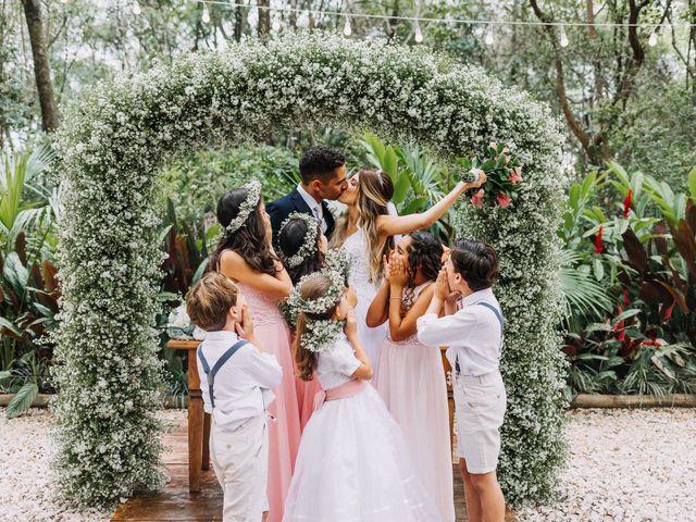 O casamento de Mateus e Keren em Vespasiano, Minas Gerais 198