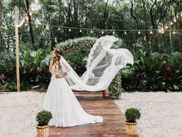 O casamento de Mateus e Keren em Vespasiano, Minas Gerais 208