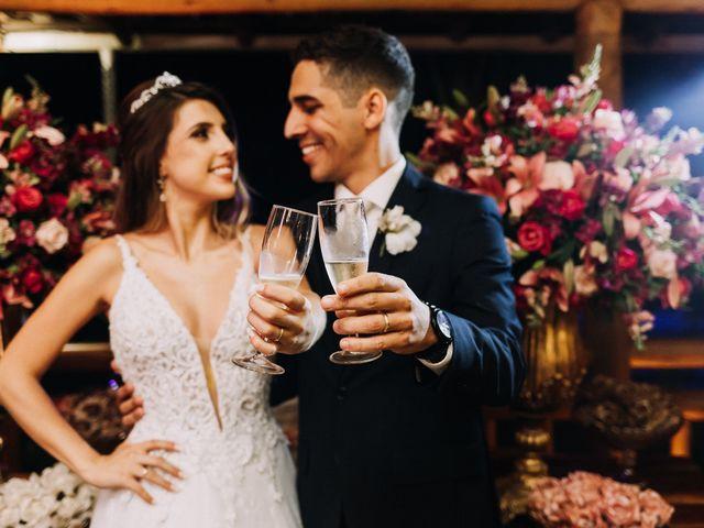 O casamento de Mateus e Keren em Vespasiano, Minas Gerais 218