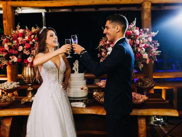 O casamento de Mateus e Keren em Vespasiano, Minas Gerais 219