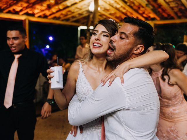 O casamento de Mateus e Keren em Vespasiano, Minas Gerais 234