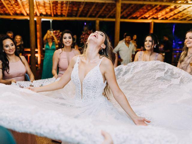 O casamento de Mateus e Keren em Vespasiano, Minas Gerais 263