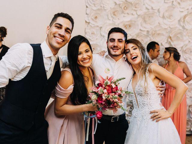 O casamento de Mateus e Keren em Vespasiano, Minas Gerais 283