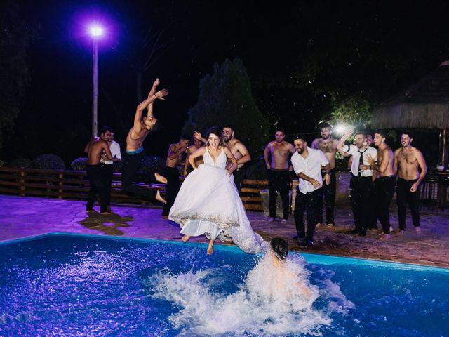 O casamento de Mateus e Keren em Vespasiano, Minas Gerais 295