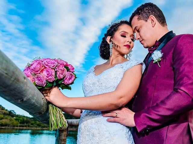 O casamento de Julianna e Fernando