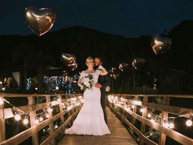 O casamento de Josiane e Cristian