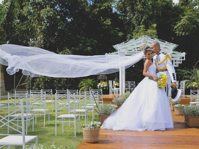 O casamento de Grazi e Leví