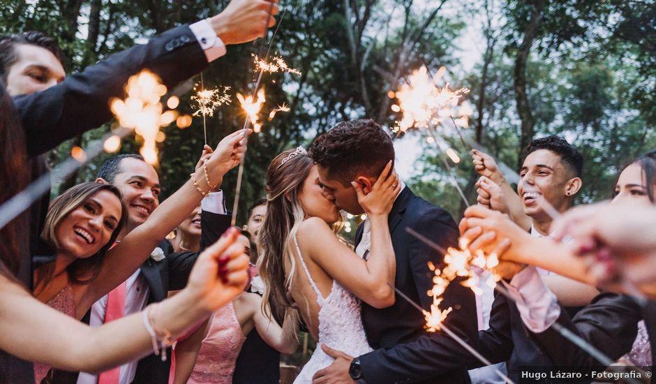 O casamento de Mateus e Keren em Vespasiano, Minas Gerais