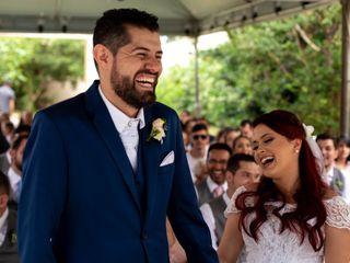 O casamento de Lorena e Alysson
