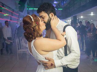 O casamento de Yasmin e Caio