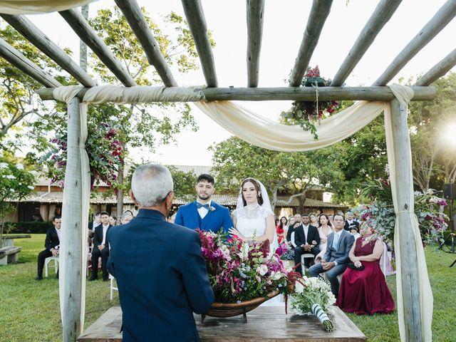 O casamento de Patrícia e Weverson