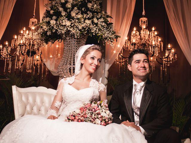 O casamento de Andressa e Fred