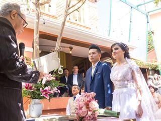 O casamento de Claudia Garcia Sakaue e Luciano Massayuki Sakaue 1