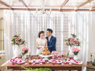 O casamento de Claudia Garcia Sakaue e Luciano Massayuki Sakaue