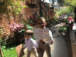 O casamento de Claudia Garcia Sakaue e Luciano Massayuki Sakaue 3