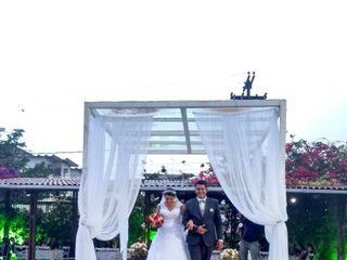 O casamento de Vanessa  e Flávio  1