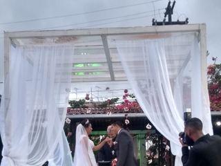 O casamento de Vanessa  e Flávio  2