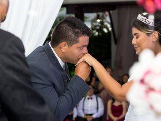O casamento de Vanessa  e Flávio