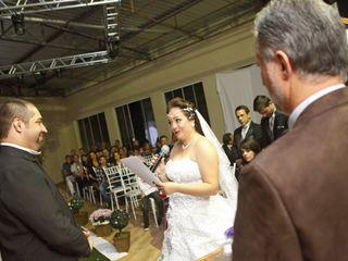 O casamento de Fabiola e Walter 1