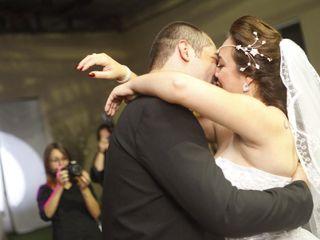 O casamento de Fabiola e Walter