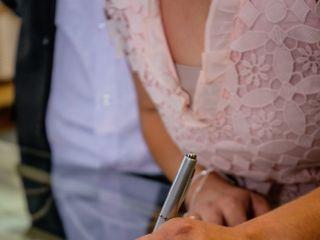 O casamento de Erika e André 2