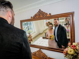 O casamento de Erika e André 3