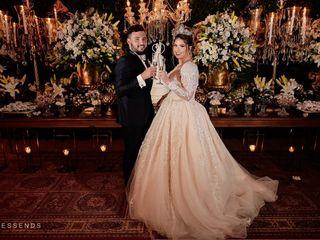 O casamento de Ana Carolina e Felipe