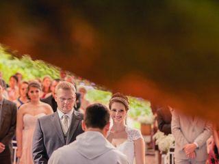 O casamento de Carol e Silvio