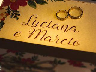 O casamento de Luciana e Marcio 1