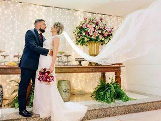 O casamento de Luciana e Marcio